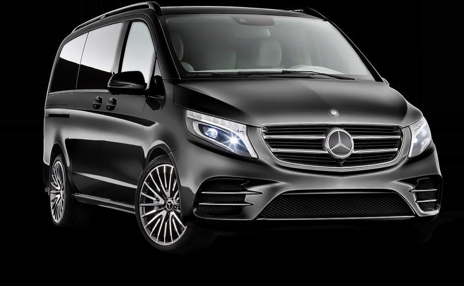 Mercedes V-Klasse | Business Chauffeur Frankfurt